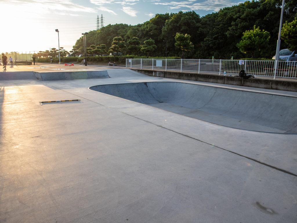 碧南スケートパーク Photo:Zanbu